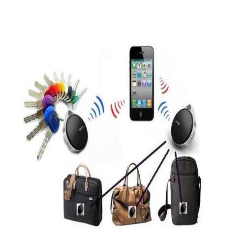 Anti-Lost Device Bluetooth 4.0 Alarm Object Finder For Apple Products