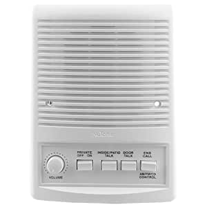 Nutone ISA-449WH Intercom Patio Speaker IS449WH For IMA4406