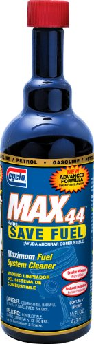 Cyclo (C-44) Max 44 Total Fuel System Cleaner - 16 oz.