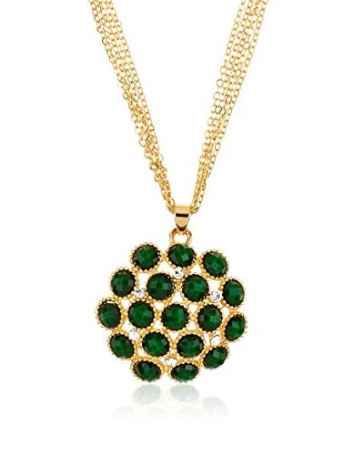 Amrita Singh Conjunto de cadena y colgante Cleopatra Pendant
