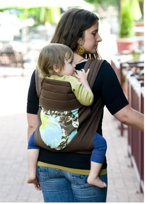 9712dce3e07 BabyHawk Mei Tai Baby Carrier Gossip Tree Sky on Chocolate Straps with  Dainty Baby Reusable Bag Bundle Review