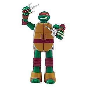 Teenage Mutant Ninja Turtles Turtle to Weapon Raph Mutations Deluxe Figures