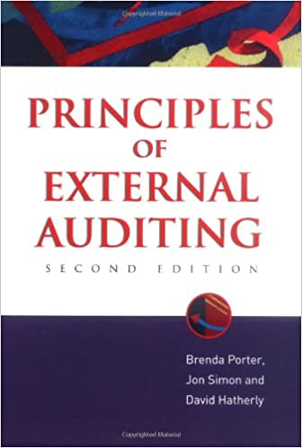 Revision Notes Principles Of Auditing Chapter 1 8