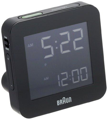 Braun BNC009BK-RC Digital Quartz Alarm Clock (Braun Digital Alarm Clock Radio compare prices)