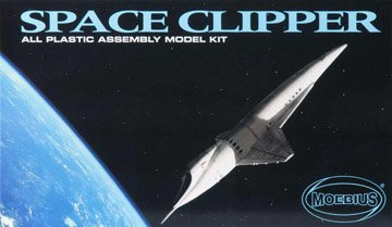 Moebius Models Space Clipper Orion Model Kit