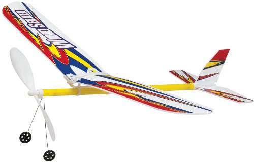 Estes Wind Seeker Rubber Band Glider (Toy Plane Build compare prices)