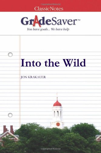into the wild themes gradesaver into the wild study guide