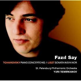 Tchaikovsky : Piano Concerto No.1 in B flat minor Op.23 : I Allegro non troppo e molto maestoso