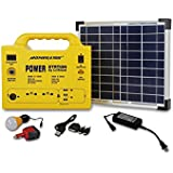 solar generator plug n play kit with wagan powerpack by offgridsolargenerators w. Black Bedroom Furniture Sets. Home Design Ideas