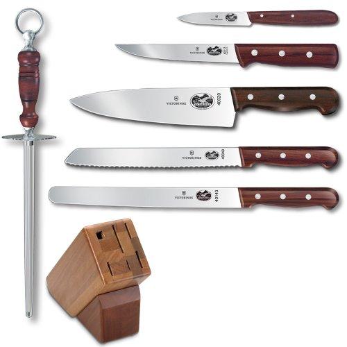Victorinox Rosewood Bird S Beak Kitchen Knife