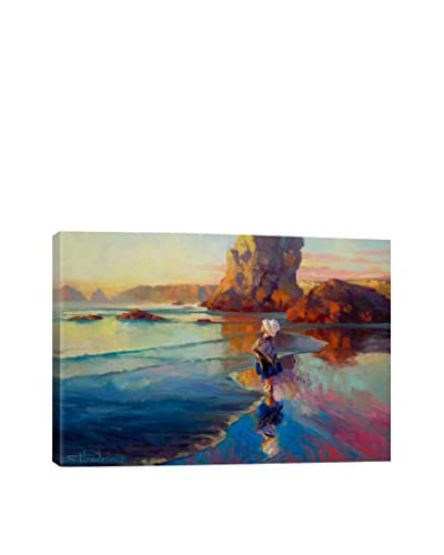 Steve Henderson Bold Innocence Gallery Wrapped Canvas Print, Multi, 40 x 60