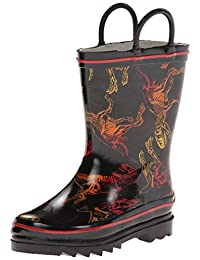 Western Chief Cool Fossil Rain Boot (Infant/Toddler/Little Kid)