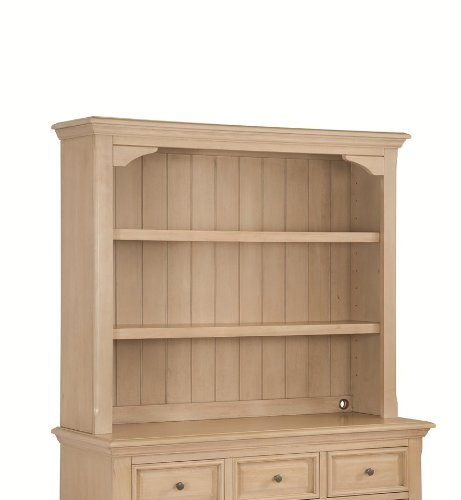 Westwood Design Donnington Convertible Hutch/Bookcase, Santa Fe