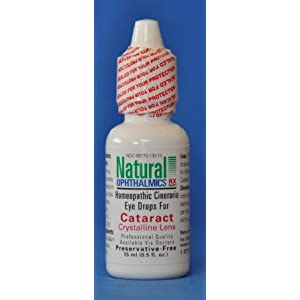 Cataract Eye Drops with Cineraria 15ml images