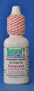Cataract Eye Drops with Cineraria 15ml