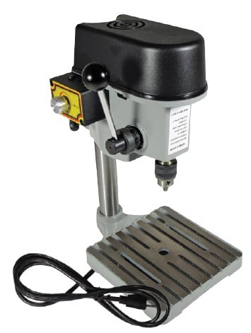 #1 Best Seller Mini Bench Drill Press Hobby Drill Press 100Watt With 3 Extra Belts (Mini Bench Drill Press compare prices)