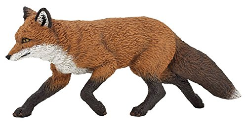 Papo Wild Animal Kingdom Figure, Fox
