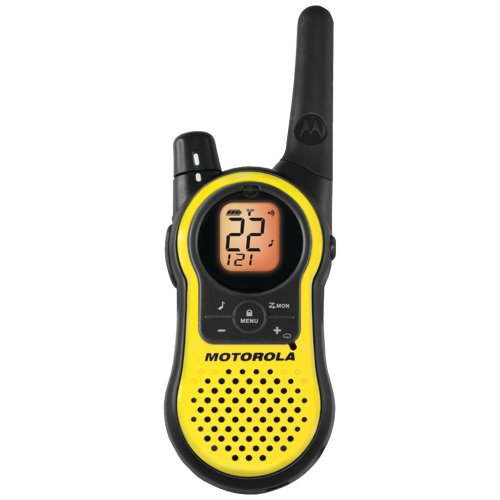 New-Talkabout MH230 Up To 23 Miles 22 Channels, 121 Privacy Codes 2-Way Radios - MOTMH230R