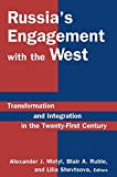 img - for Russia's Engagement with the West: Transformation and Integration in the Twenty-First Century book / textbook / text book