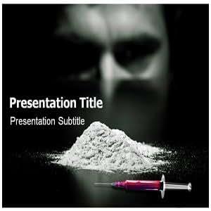 Drug Addiction Powerpoint Templates - Drug Addiction Powerpoint Background Slides