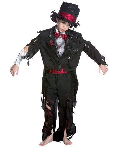 Prom Zombie Guy Teen Costume