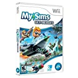 Exclusive My Sims Sky Heroes Wii By Electronic Arts