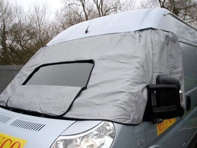 Citroen Relay Motorhome External Cab Thermal Blind