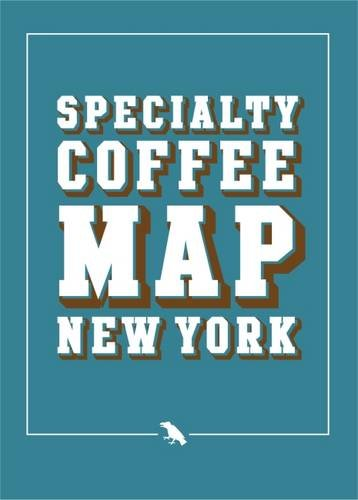 New York Coffee Map 2015