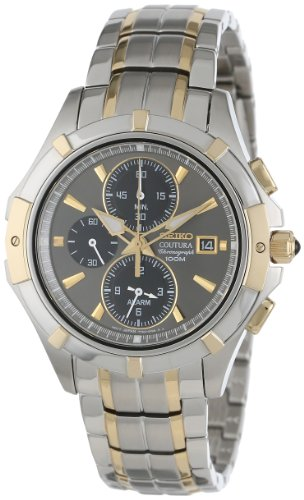 Seiko Men's SNAE56 Coutura Watch