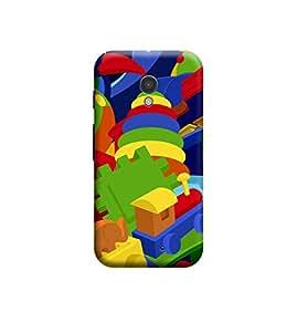 Ebby Premium Printed Back Case Cover With Full protection For Motorola Moto X (Designer Case)