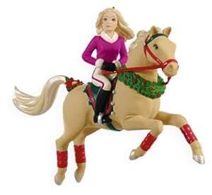 Best in Show Barbie 2009 Hallmark Ornament