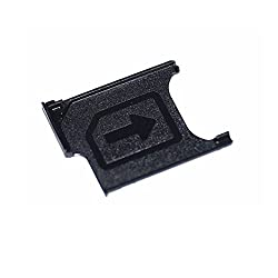 Hello Zone SIM Card Tray Holder Replacement for Sony Xperia T2 Ultra , Z2 L50W D6503,XL39 XL39h,T2,C3,