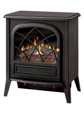 Dimplex North America Es2033 Black Compact Electric Stove, Black