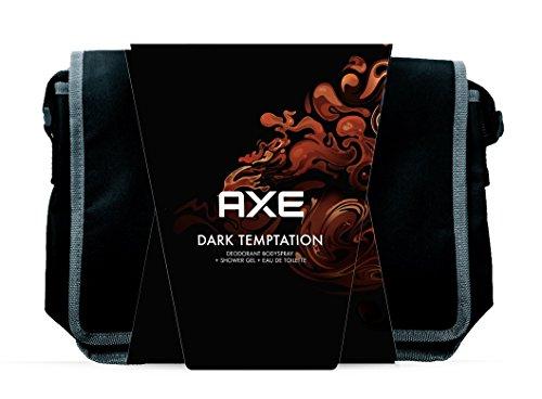 axe-sacoche-dark-temptation-eau-de-toilette-100-ml-deodorant-150-ml-gel-douche-250-ml-produit-arrete