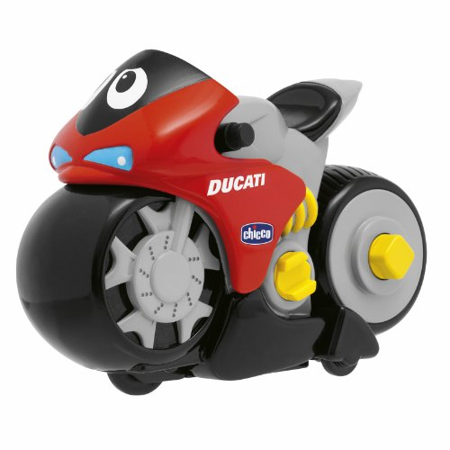 Chicco 69021 Gioco Ducati Turbo Touch Evolution