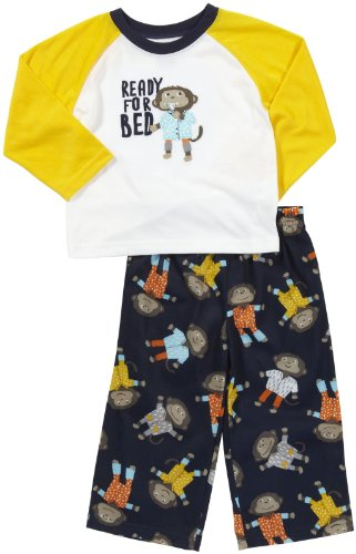 Monkey Pajamas For Kids front-1061950