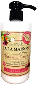 A la maison body lotion thousand flowers 10 for A la maison thousand flowers
