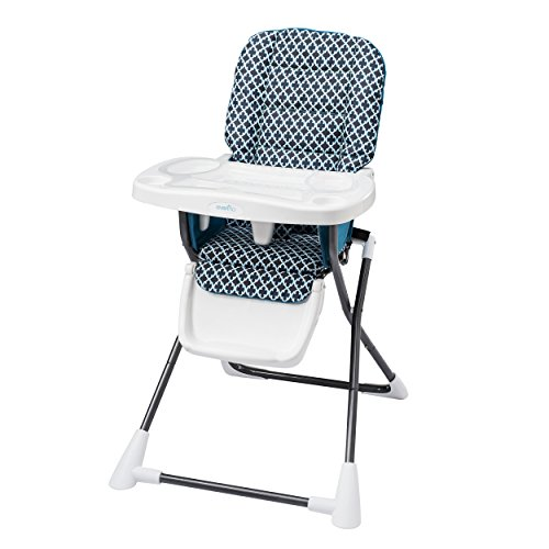 Check Out This Evenflo Compact Fold High Chair, Monaco