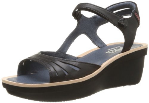 CAMPER Womens Beetle Flip-flops 21730-006 Black 8 UK, 41 EU