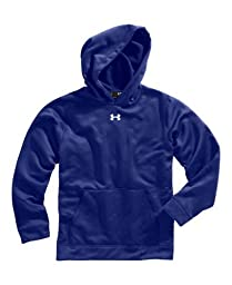 Boys' Armour® Fleece Storm Team Hoodie