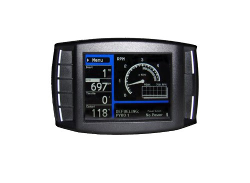 H&S Performance Mini Maxx Tuner Without Pyro 6.7L Cummins/6.6L LMM/6.0L Powerstroke/6.4L Powerstroke Chevy Ford Dodge GMC (H S Mini Maxx compare prices)
