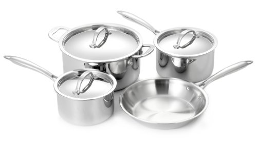 Cuisinox POT-407 Super Elite 7-Piece Cookware Set
