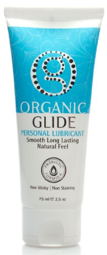 Buy Bargain OrganicGlide Probiotic All Natural Personal Lubricant 2.5oz Tube, 100% Edible Lubricant....