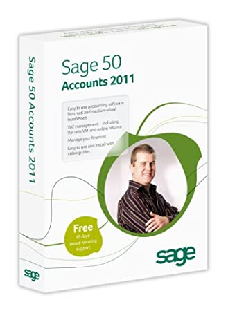 Sage 50 Accounts 2011
