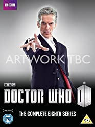 Doctor Who - The Complete Series 8 [DVD]