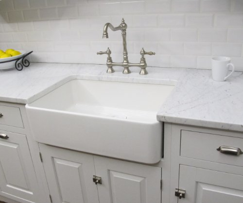 Finefixtures Sutton Fireclay sink