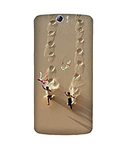 Kite Flying Oppo N1 Case
