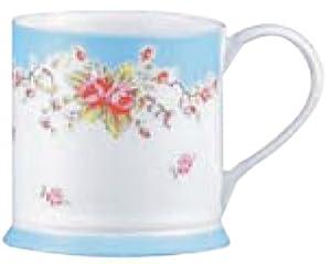 Cath Kidston Mug - Sprig Blue Ash shape