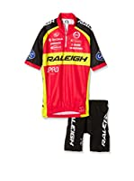 MOA FOR PROFI TEAMS Conjunto Deportivo Raleigh (Rojo / Amarillo / Negro)