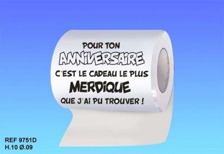 Papier Toilette Fantaisie Pas Cher